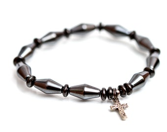 MG-011 Magnet-Hand Made Rosary Bracelets