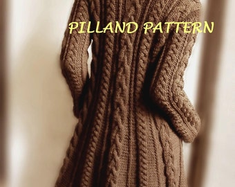 Zip Up Sweater Pattern 39