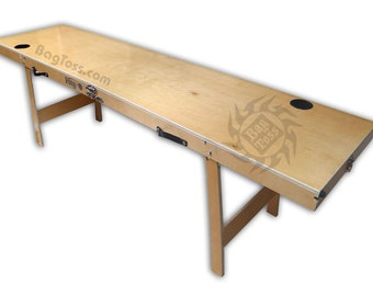 8ft Long Deluxe Folding Beer Pong Table