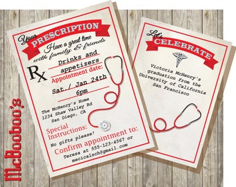 nursing invitation  etsy, Quinceanera invitations