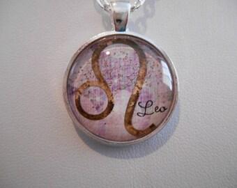 Zodiac Leo Necklace