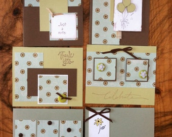 Box of 12 All Occasion Cards