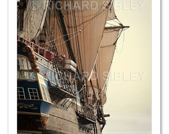 Gotheborg,Historic sailing ship