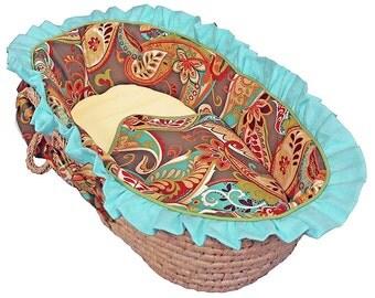 Baby Moses Basket - Captiva