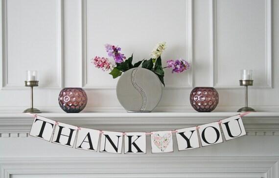 hnliche artikel wie danke danke schild hochzeit foto. Black Bedroom Furniture Sets. Home Design Ideas