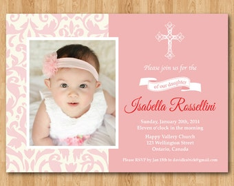 Ideas For Christening Invitations as perfect invitations layout
