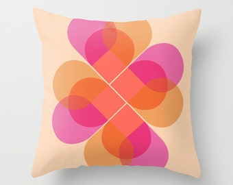 Sherbet Dream Pillow with Insert
