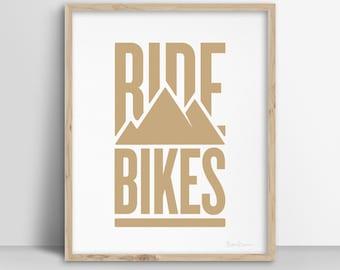 Ride Mountain Bikes