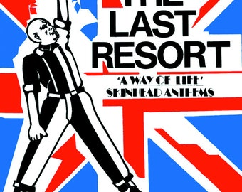 LAST RESORT Best Of  CD