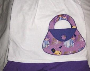 Sophia a mano la pieza de la primera princesa Disney monedero 2 set - camiseta y pantalones cortos o falda