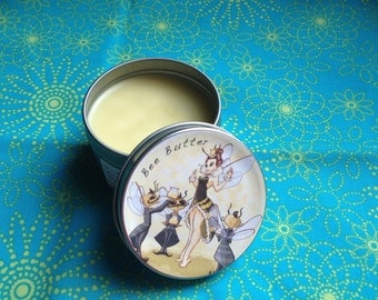 Bee Butter Solid Lotion