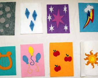 Felt Patches