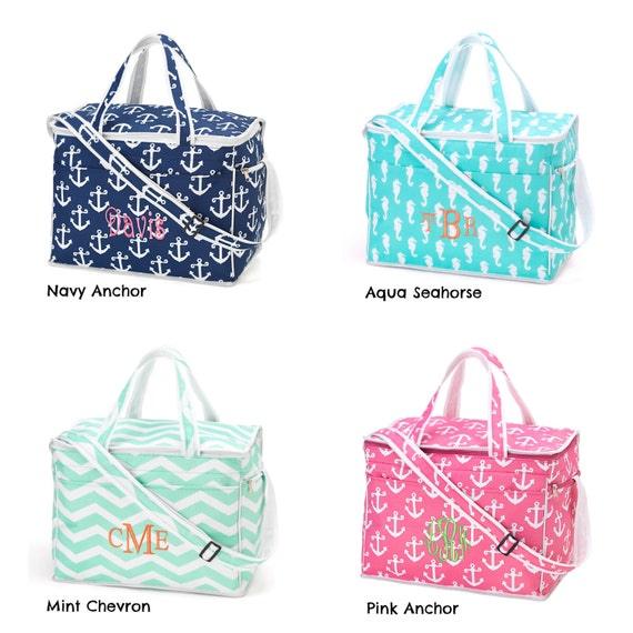 Large Monogram Cooler Bag