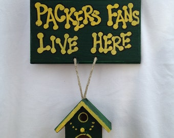 Green Bay Packers Fan House