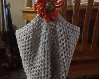 Crochet Farmers Market Tote