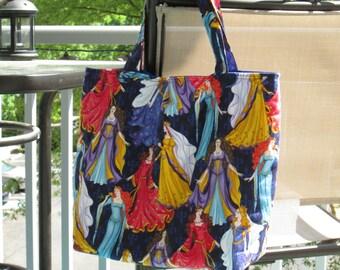 Noble Ladies medium sized tote bag