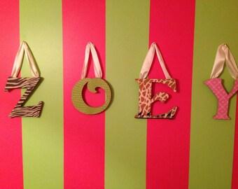 Custom wall letters!