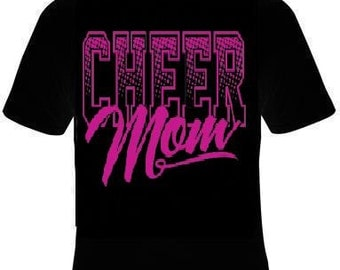 Tshirts Cheer Mom T Shirt Lovely Tees, Tee T Shirt Design Cool Mother Moms