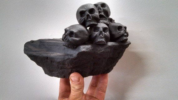 Jardinera de cráneo