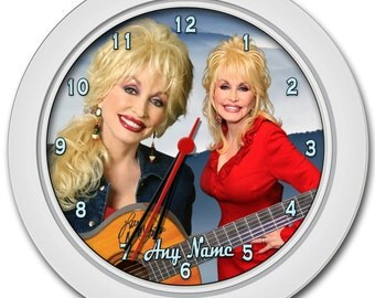 Dolly Parton 01 Free Personalized Collection Gift Wall