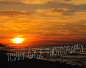 Beautiful Pensacola Beach Sunrise