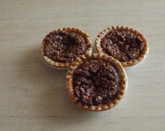 Southern Bourbon Pecan Pies,