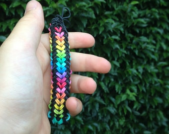 snake belly rainbow loom instructables