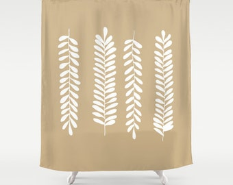 Curtains Ideas botanical shower curtain : Botanical curtains   Etsy