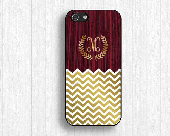Or iPhone 5 cas, bois iPhone 5 s cas, tranquillement brillant IPhone 4 cas, cas de slap-up IPhone 5c, caoutchouc IPhone cas la couverture de l'iphone pour hommes
