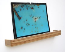 Picture Ledge Floating Shelf in Natural Birch Ply