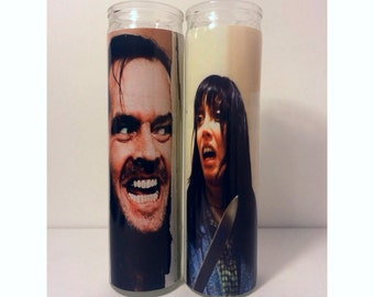 Jack and Wendy Torrance The shining Prayer Candle Set