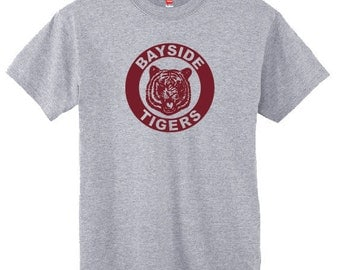 Saved By The Bell - Bayside Tigers shirt