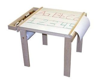 Art Table, Kids Art Table, Drawing Table, Drawing Desk