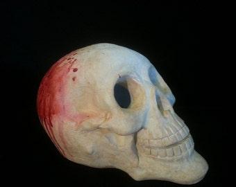 Gunshot Skull