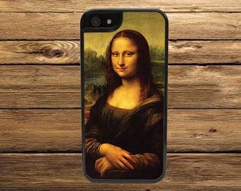 Cell Phone Case - Mona Lisa Cell Phone Case - iPhone Cell Phone Cases - Samsung Galaxy Case - iPod Case