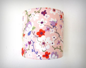 Wall lamp Lampshade cherry blossoms