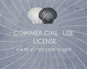 EXTENDED COMMERCIAL USE License - No Credit Required