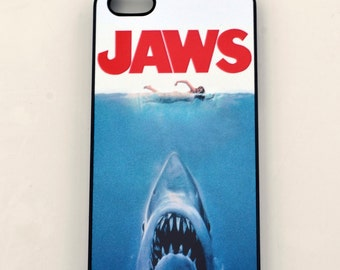 Jaws phone case - A Cover suitable for Apple iPhone 4 / 4s / 5 / 5s / 6 / 6s