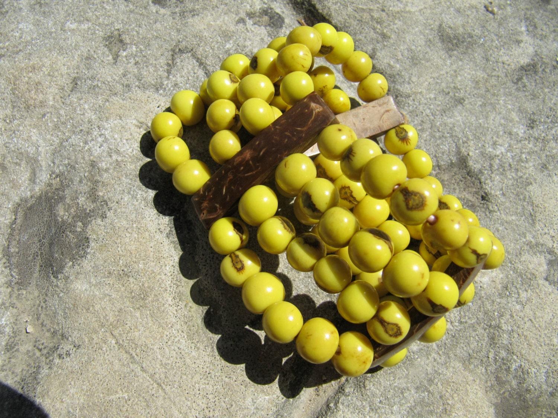 Bracelet d 39 amazonie bijou a ai br silien fait main - Bracelet original fait main ...