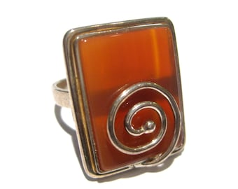 "Shop ""carnelian"" in Rings"