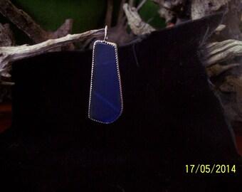 Sea Glass Pendant.