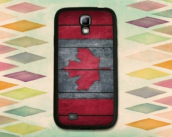 Canadian Flag  Case For The Samsung Galaxy S4, S5 or S6.