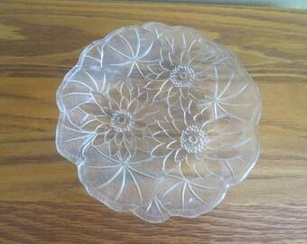 Daisy Plate, Daisy Collector Plate, Daisies, Flower Plate