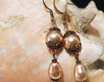 Lady Rose Earrings