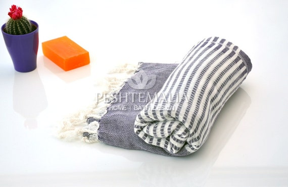 Linen Towel Fabric Wrap Baby Blanket Pareo Cotton By