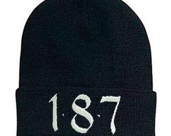 187 beanie 187 beanie hat