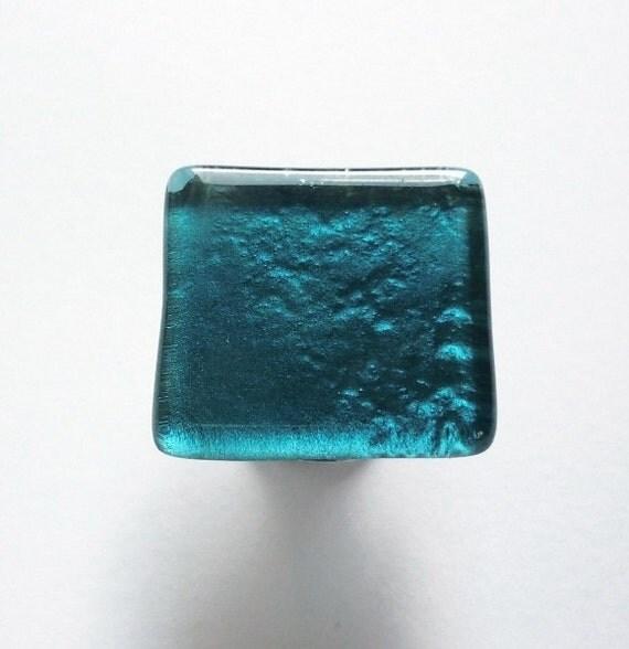 Bouton de meuble en verre transparent par cityglassstudio - Bouton de meuble en verre ...