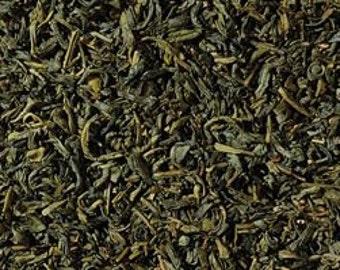 Organic Green Tea Chun Mee - Loose Leaf Tea