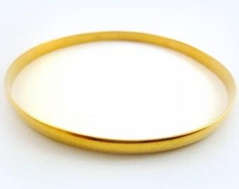 Classic bracelet -Gold Fill 14K bracelet, Gold bangle bracelet, gift for her