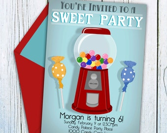 Sweet Shop Baby Shower Package Amp Baby Shower Invitation